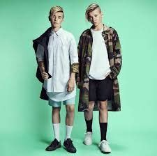 # First kiss #Marcus&Martinus #New song   Marcus