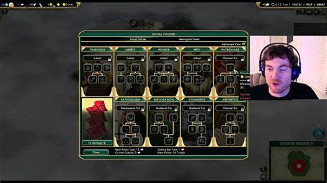 Civilization 5 - Filthy's Overview of the NQ balance mod