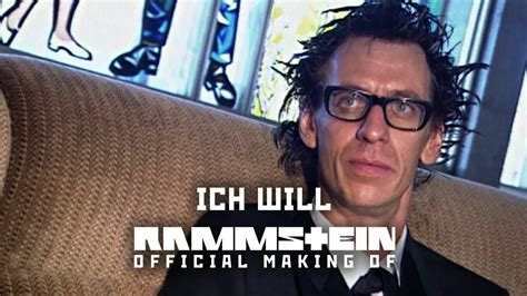 Rammstein - Ich Will (Official Making Of) - YouTube